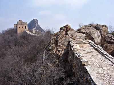 Great Wall at Simatai - 2005