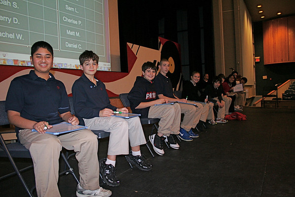 MS Geography Bee