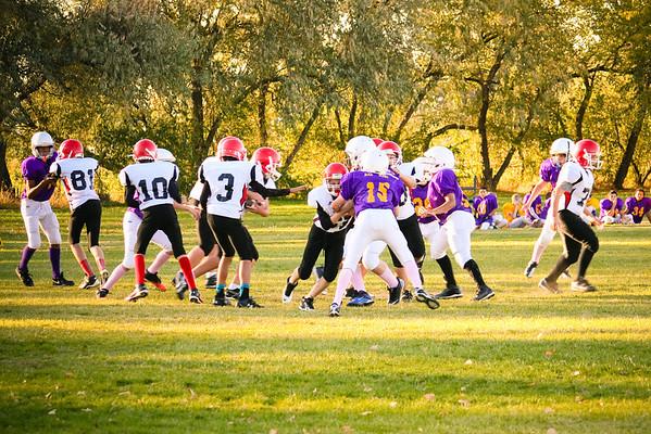 OMS 7th Grade Football 2012