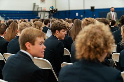 2021 Upper School Recitation