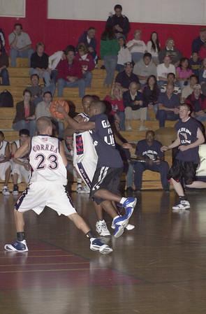 DHS Varsity Boys Basketball (Varsity-Alumni) - 11-23-05