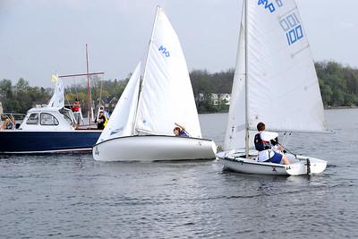 May 13, 2011 PYC DCDS Sailing