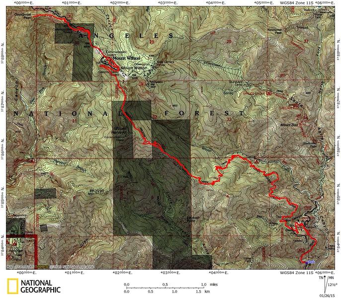 occidental peak track.JPG