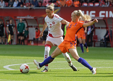 20170806 - Nederland - Denemarken -  EK2017