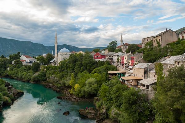 Bosnia and Herzegovina, Mostar 2007