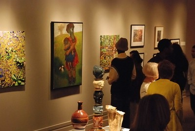 Durham Art Guild, Juried Show and Other Exhibits