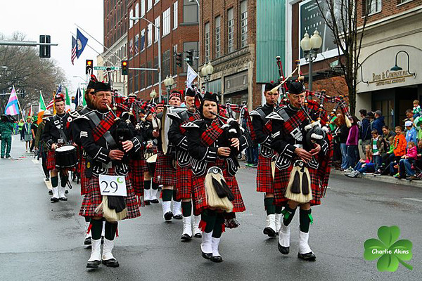 Roanoke St. Patrick's Day Parade