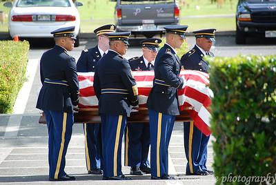 Greg Burgess Funeral