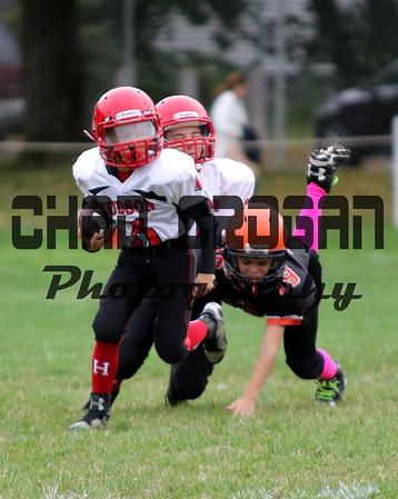 Football-Grade 5 Hudson V Marlborough, October 3, 2015