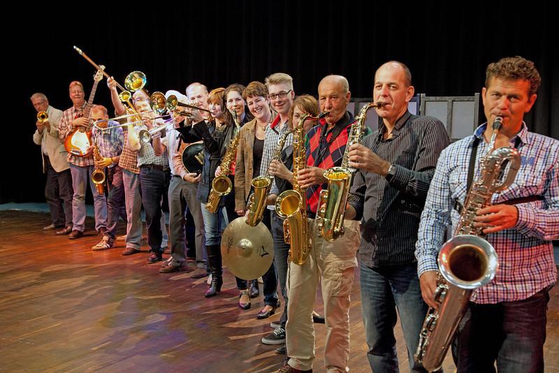 Big Band Rhythm Harmonies