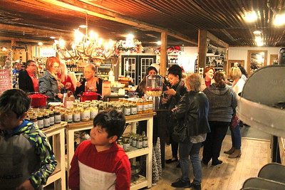 White Cottage Mercantile, Shelby County Chamber Ambassadors host Business After Hours