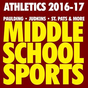 MIDDLE SCHOOL SPORTS 2016-17