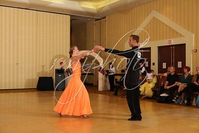 09 Ballroom Smooth/Standard ProAm / Amateur / Single & Multi-Dance