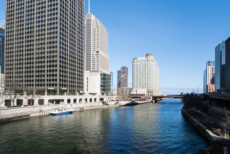 If Victoria goes to Chicago, the Bumboat may visit