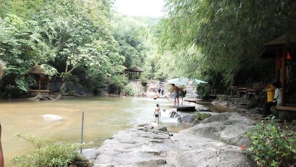 Maliwan Waterfall - June