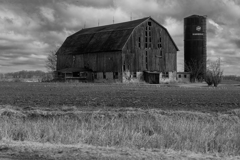 Wisconsin Barn and Silo