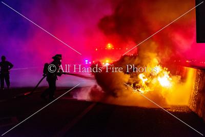 20181027 - City of Mount Juliet - Car Fire