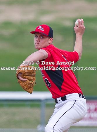 4/18/2011 - Varsity Baseball