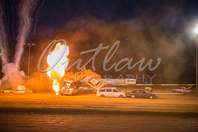 Eve of Destruction - Vintage Sprints - July 11, 2015