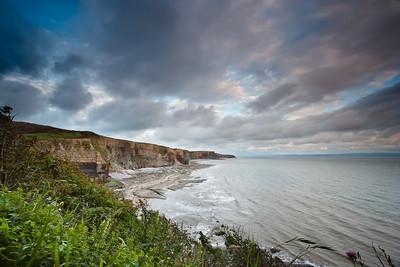 Dunraven Bay - 9 July 2012