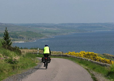 A Scottish Islands Trip with bikes