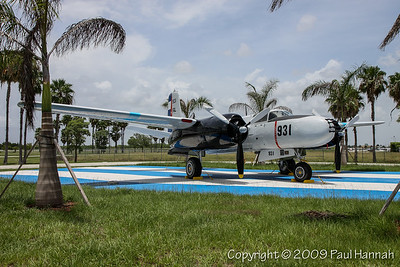 Cuban Pilots Association Monument - Miami, FL