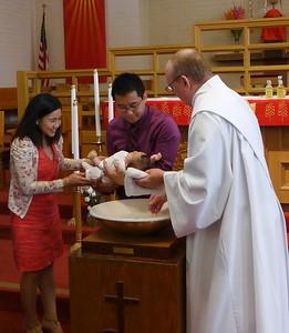 Rainer's Baptism