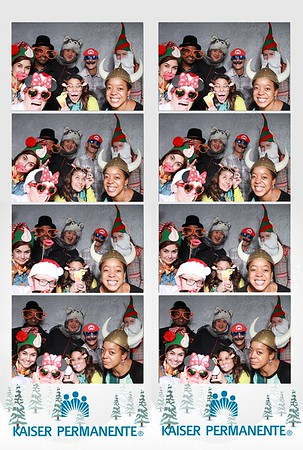 Kaiser Permanente Holiday Outing