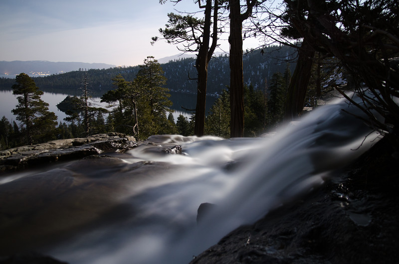 Lower Eagle Falls, Tahoe, Ca