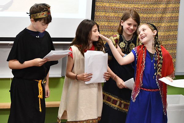 Fourth Grade Readers' Theater: Isis & Osiris