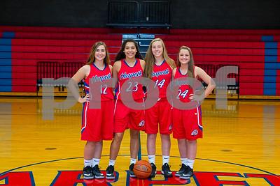 High School Ladies Basketball 2017-2018