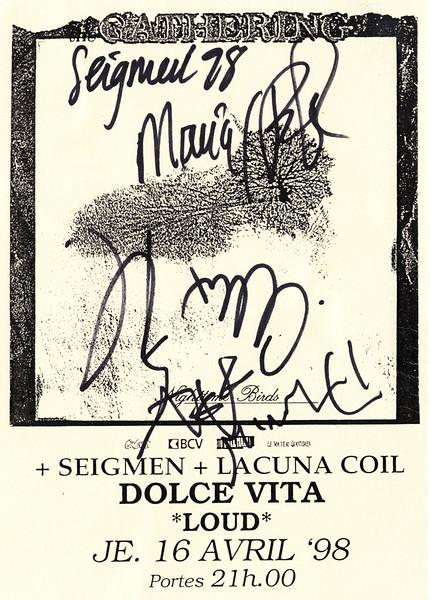 Seigmen & Lacuna Coil