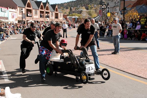 2009-10-24 Coffin Races