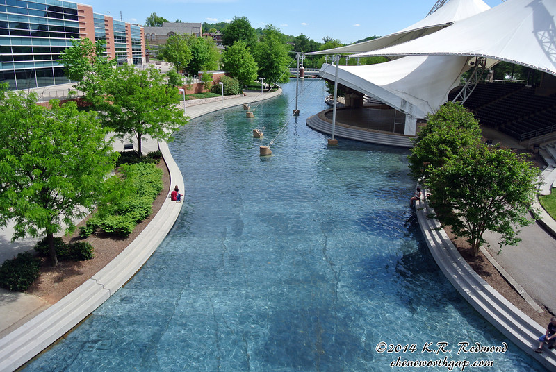 Rivers of the World and Tennessee Ampitheater