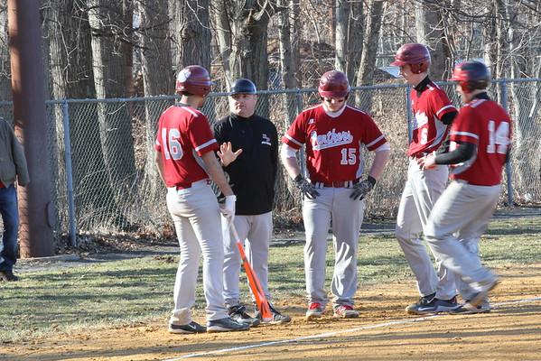 Roselle Park 2015 Baseball season