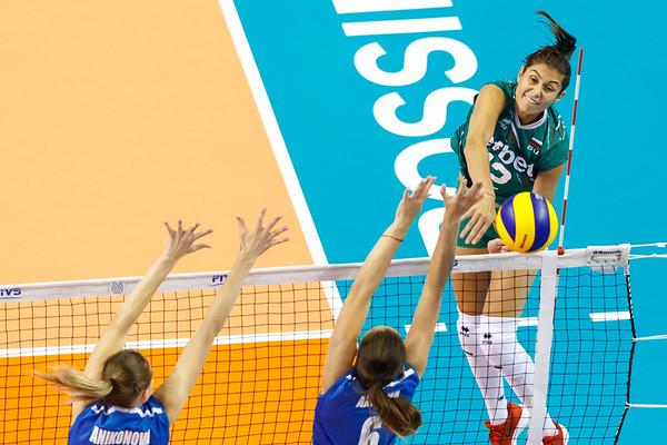 Kazakhstan vs Bulgaria