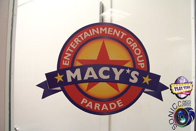 AUGUST 26TH 2014: MACY'S CORPORATE FUN FOR UNITED WAY W/ IT'S PLAYTYME