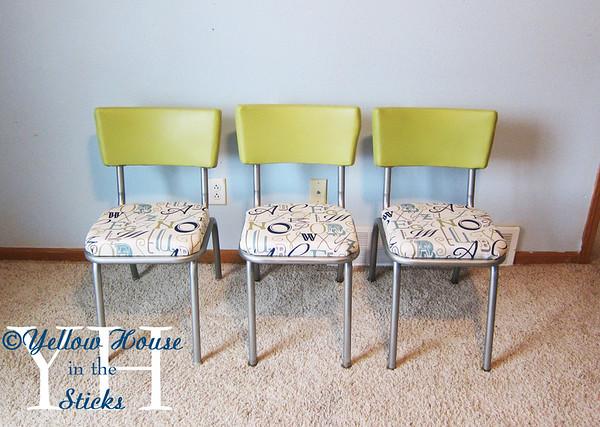 Grandma's Chairs