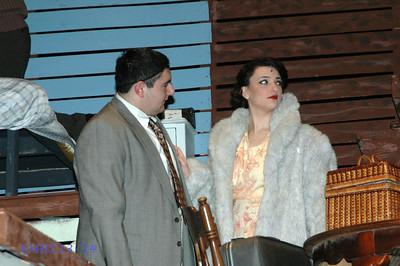 Drama - Diary of A Frank Rehearsal 2-25-14 L Palazzolo6C