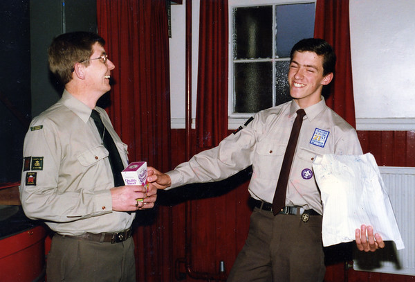1988-05-18 Chief Scout Award Presentations