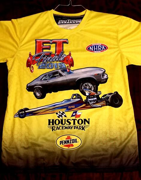 2019 NHRA D4 Summit Racing ET Finals, Texas Motorplex 9/14/19