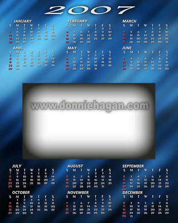 2007 Calendars