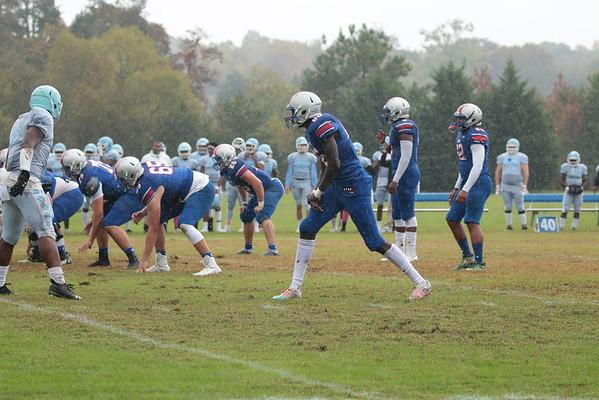 PG Football vs. Georgia Prep Academy - Oct 11