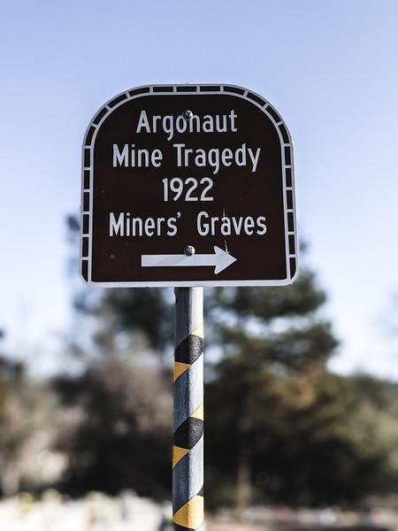 2021 Argonaut and Kennedy Mines