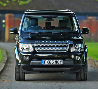 2015 Land Rover Discovery 4 SE PK65 NCY