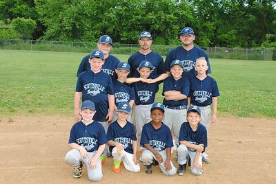 Scottsville Baseball- Navy