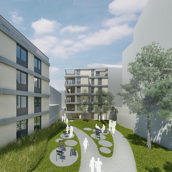 Wohnbebauung Schönbrunnerstrasse-Arndtstrasse 1120 Wien