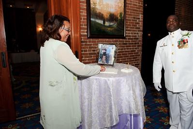 Siabhon & Will Wedding - Reception