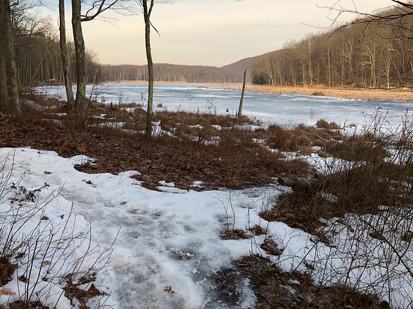 2018-01-21 Bennett's Pond Ice Run