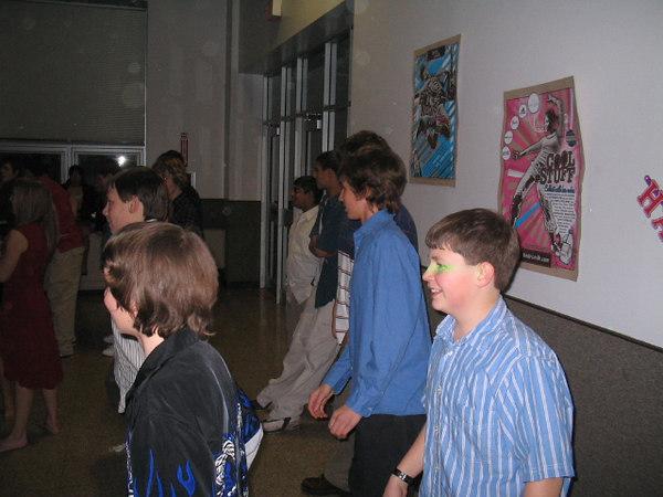 Creston Middle School VALENTINES DANCE 02/08/2007